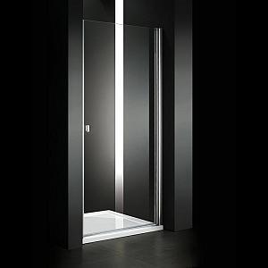 Aquatek GLASS B1 80 - jednokrídlové sprchové dvere 76 - 80 cm (GLASSB1CH8062)