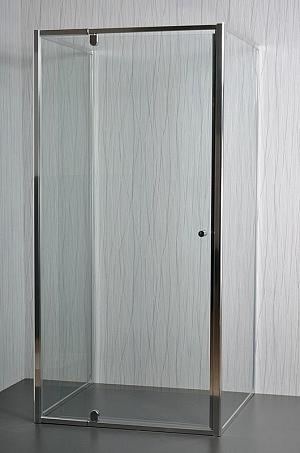 Arttec - ATHENA B1 - nástenný sprchový kút 80-90 x 88-90 x 195 cm