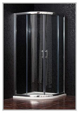 Arttec - BRILIANT 100 clear NEW - sprchový kút štvrťkruhový