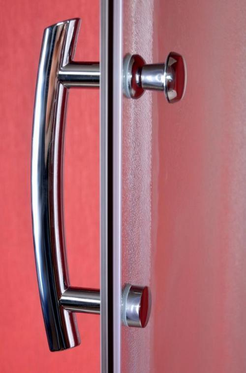 Arttec - BRILIANT 90 chinchila NEW - sprchový kút štvrťkruhový