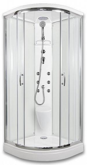 Arttec BRILIANT - sprchový box MODEL 5 clear