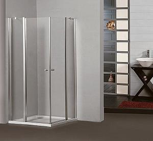 Arttec - ELEGANT 90 clear NEW - sprchová zástena štvorcová