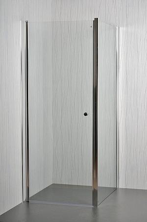 Arttec - MOON A5 - sprchový kút clear - 90-95 x 86,5-88 x 195 cm