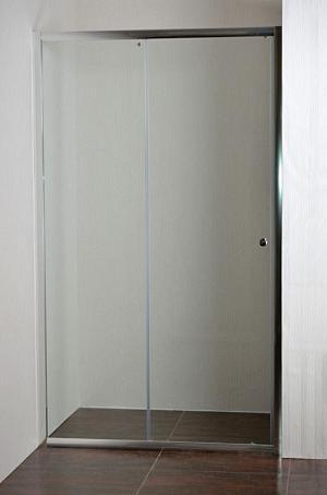 Arttec - ONYX 130 - sprchové dvere 126,5 - 131cm