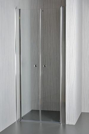 Arttec - SALOON 80 Clear NEW - sprchové dvere