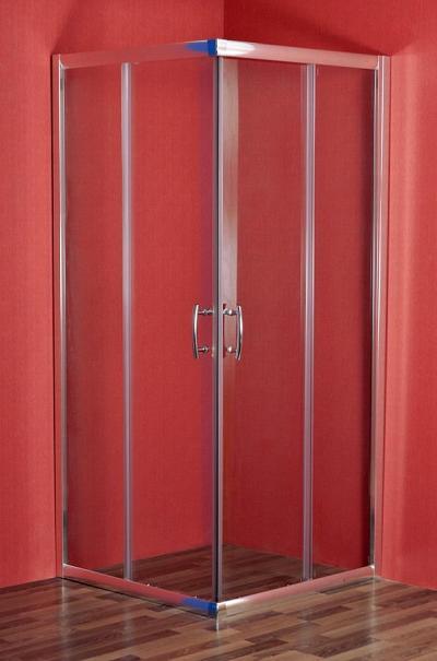 Arttec - SMARAGD 100 clear NEW - sprchová zástena štvorcová