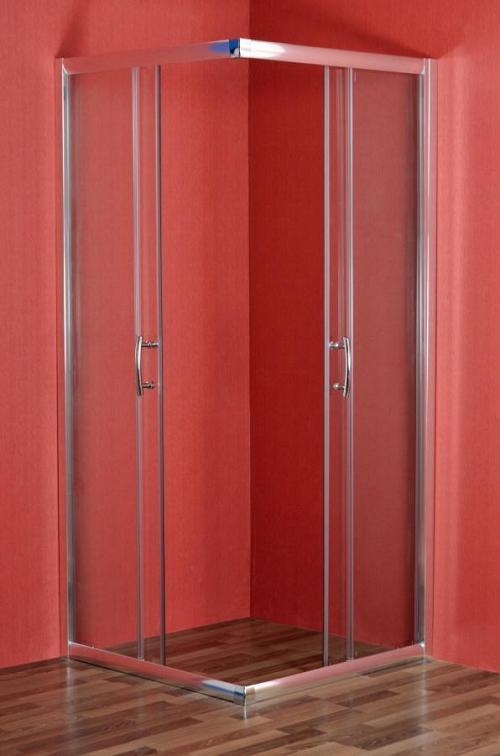 Arttec - SMARAGD 80 clear NEW - sprchová zástena štvorcová