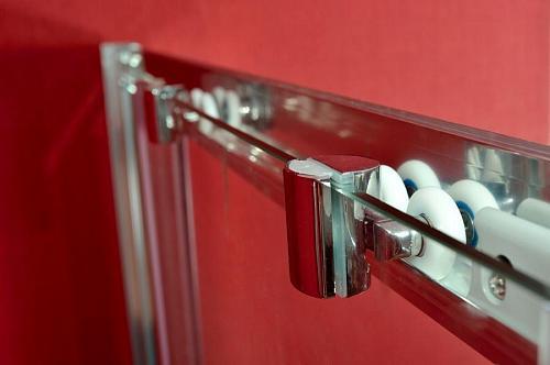 Arttec - SMARAGD 90 chinchila NEW - sprchová zástena štvorcová