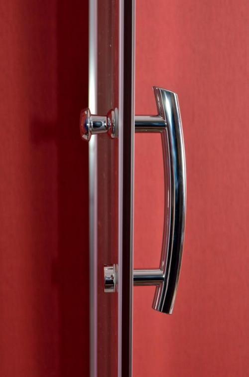 Arttec - SMARAGD 90 clear NEW - sprchová zástena štvorcová
