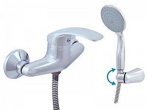 BERMUDA - batéria sprchová so sprchou a otočným držiakom 100 mm
