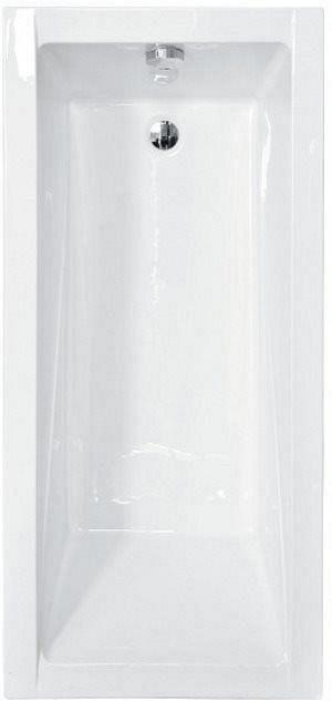 Besco MODERN - akrylátová vaňa 120x70 cm