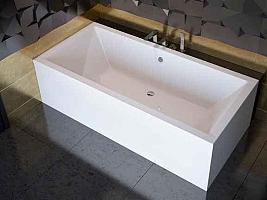 Besco QUADRO - akrylátová vaňa 165x75 cm