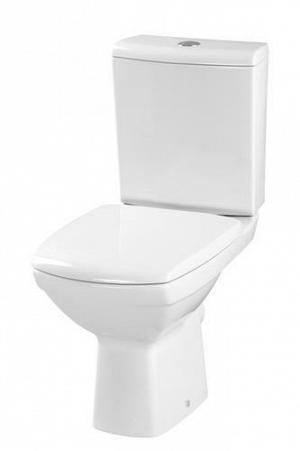 CARINA - kombi WC so sedátkom duraplast