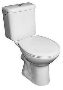 EURLINE WC - kombi WC vodorovný