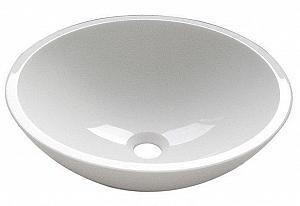 FENIX - sklenené umývadlo priemer 42cm