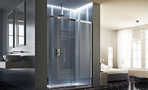 Hopa MAYA 110 - posuvné sprchové dvere 104x112