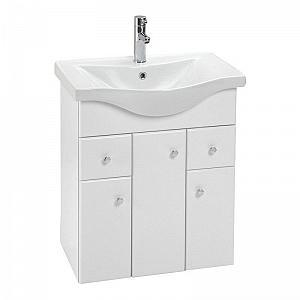 K- ELEGANCE 65 - skrinka s umývadlom