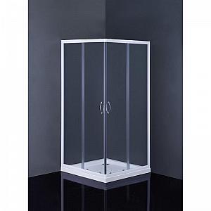 Linares+Aquarius - štvorcový sprchový set