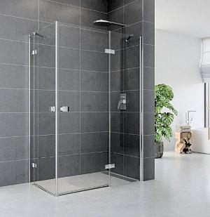 Mereo FANTASY 100x80 - obdĺžnikový sprchový kút 100x80 cm