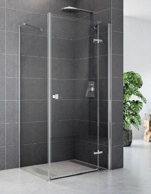 Mereo FANTASY 80 L - sprchový kút štvorcový 80x80 cm