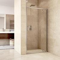 Mereo - MISTICA 90 - pivotové sprchové dvere číre sklo