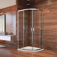 Mso Trade LIMA 100x100 - štvrťkruhový sprchový kút
