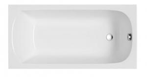 Polimat CLASSIC - obdĺžniková akrylátová vaňa 130x70 cm