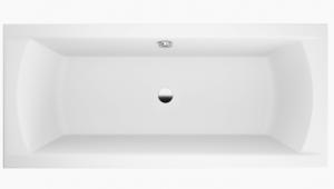 Polimat INES 160x75 - obdĺžniková akrylátová vaňa