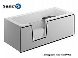Polimat VOVO - predný čelný panel k bezbariérovej vani 160x54 cm (00030)