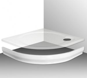 Predný panel k vaničke iCAST ROUND 80x80