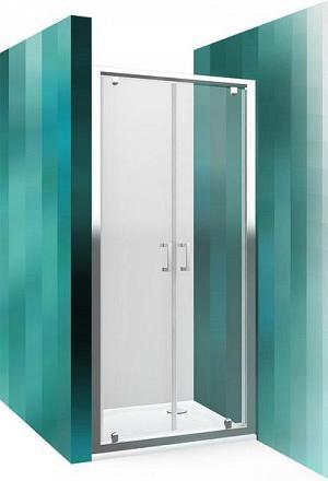 Roltechnik LLDO2 100 - sprchové dvere 97,5-100cm