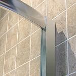 Sanovo Delivery 110 - posuvné sprchové dvere 106-110 cm - číre sklo