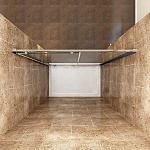 Sanovo Delivery 110 - posuvné sprchové dvere 106-110 cm - grape sklo