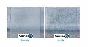 Sanovo Delivery ROUTE - štvrťkruhový sprchovací kút 90 - číre sklo