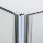 Sanovo Mexico 100x100 - štvorcový sprchový kút