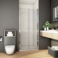 Sanovo NOE 85 - dvojkrídlové sprchové dvere 81-85 cm