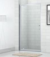 Sanovo OBDO1 90 - pivotové sprchové dvere 87,5-90 cm
