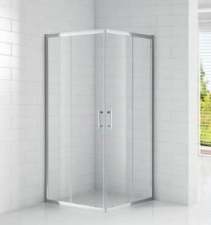 Sanovo OBS2 - štvorcový sprchový kút 90x90 cm