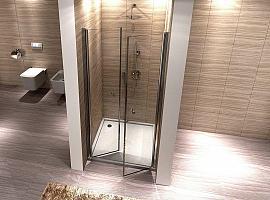 Sanovo Pacific 80 - dvojkrídlové sprchové dvere 76-80cm