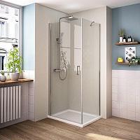 Sanovo PERFECT 80 - štvorcový sprchový kút 80x80x190 cm