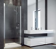 SANOVO T1 80 - sprchové dvere 76-80 cm