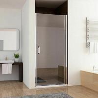 Sanovo T1 90 - jednokrídlové sprchové dvere 81-86x190cm