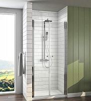 Sanovo T2 80 - dvojkrídlové sprchové dvere 76-81 cm