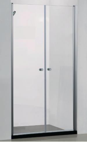SANOVO T2 90 - sprchové dvere 86-90