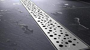 STANDARTline 89 - odtokový žlab drops